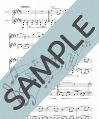 SP-VD001-01 愛の挨拶/エルガー:バイオリン二重奏