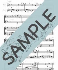 SP-FV017-01 誰も寝てはならぬ「トゥーランドット」より/プッチーニ:フルート&バイオリン