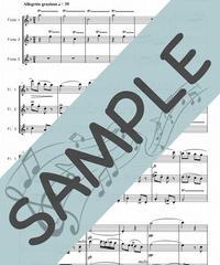 SP-FT011-01 春の歌 /メンデルスゾーン:フルート三重奏(3Flutes)
