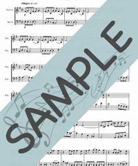 SJ-VC001-01 Let It Go~ありのままで「アナと雪の女王」より/クリスティン・アンダーソン・ロペス/ロバート・ロペス:弦楽二重奏(バイオリン&チェロ)