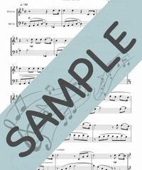 SP-VC006-01 誰も寝てはならぬ「トゥーランドット」より/プッチーニ:弦楽二重奏(バイオリン&チェロ)