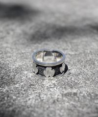 Ring - Rhino Footprints【1点物】
