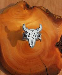 Ring -  Bison Skull【1点物】