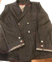 Denim W jacket / 万能デニムWジャケット / 20009