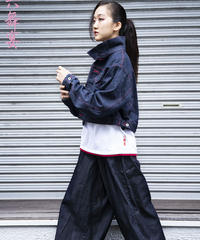 Future denim jacket / 未来デニム短ジャン / 20005