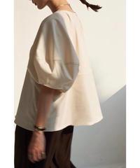 【即納】2color : Lantern sleeve tops 90296 送料無料