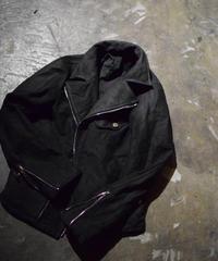 """WILDFRÄULEIN """"Hard cotton flannel riders jacket"""""""