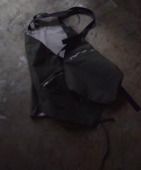 """WILDFRÄULEIN71 """"vest bag allinone"""" tent fabric ver"""