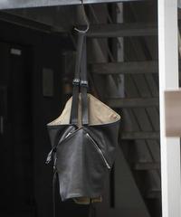 """WILDFRÄULEIN """"Cow leather vest bag allinone"""""""