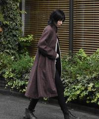 """WILDFRÄULEIN """"chester coat"""" ※1点物"""