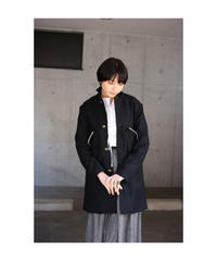 """WILDFRÄULEIN71 """"imported wooly fabrics high end middle chester coat"""""""