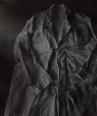 "Jobi fret roop × HakONomori ""Cashmere decadance coat"" corting ver. 1点物"