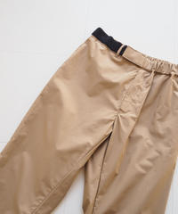 "Graphpaper ""Typewriter Cook Pant"" Beige women's"