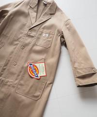 "FreshService ""Dickies × FreshService Shop Coat""  Beige unisex"