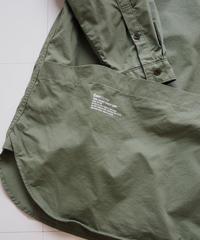 """FreshService """"Tool Pocket Utility Shirt""""  Khaki unisex"""