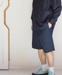 "Graphpaper ""Stevensons Cook Shorts"" Navy men's"