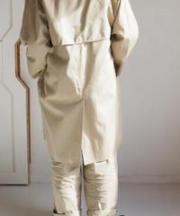 """Graphpaper """"Stevensons French Rain Coat"""" Beige unisex"""