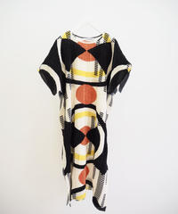 """HENRIK VIBSKOV """" NO.3 DRESS """" hv print"""