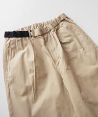 "Graphpaper ""Stevensons Cook Pants"" Beige men's"