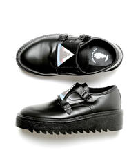 Rubber WMONK Shoes with PRINT[offical online limited]
