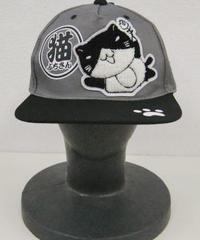 ツイルベースボールキャップ(サガラ刺繍) 51821001-1