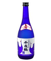 日本清酒 北海道限定酒 純米吟醸「千歳鶴」 720ml