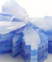 札幌スタイル(ProgressiveCandle)氷の蝶キャンドル
