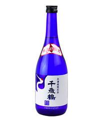 日本清酒 北海道限定酒 特別純米「千歳鶴」 720ml