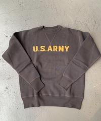 【未使用】REALMcCOYS  リアルマッコイズ  U.S.ARMY  プリント スウェット