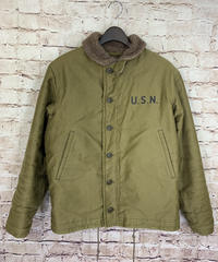 【USED】TOYS McCOY  トイズマッコイ  N-1 デッキジャケット