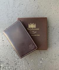 【未使用品】WHITEHOUSE COX ホワイトハウスコックス ブライドルレザー カードケース