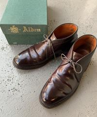 【USED 中古品】ALDEN  オールデン #1339 コードバン チャッカブーツ
