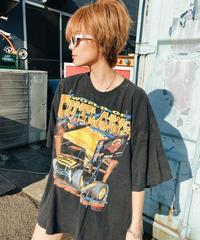 Vintge car T-shirt