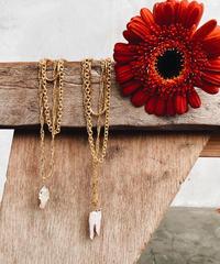 Gemstone Layered Necklace
