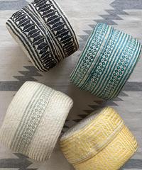 Palm Leaf Basket / Pattern Model / Medium size_B