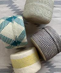 Palm Leaf Basket / Pattern Model / Medium size_A