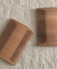 Kostkamm / baby  comb 2 side   / 6cm / narrow & extra narrow /23