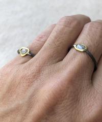 Ishi jewelry / slice diamond ring