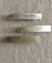 kostkamm / horn hair clip /  8cm / 9533