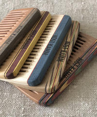 kostkamm /mini pocket comb / 8cm / wide / 19b