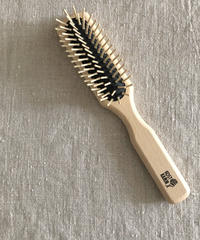 kostkamm  /  waxed beech  wood   hair Brushes / 21.5cm