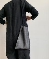 pips / cotton handwoven mini  hammock / black