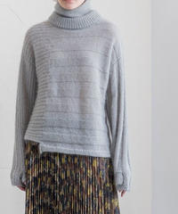 [19AW] MOHAIR KNIT PULLOVER