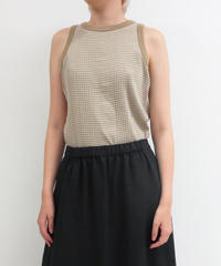 [21SS] SILK SEAMLESS TANK TOP