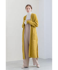[19AW] MOHAIR KNIT GOWN