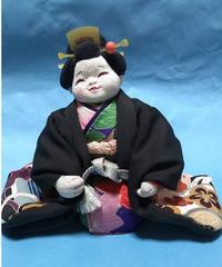 ふくよかなお顔 お福さん人形