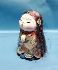 アマビエ人形2   疫病退散を願って