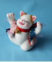 小さな笑い招き猫2