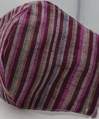 !!new!!遠州織物ガーゼマスク(縞0121)<<子供用>>