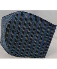 !!new!!遠州織物ガーゼマスク(縞0051)<<子供用>>